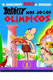 Asterix-nos-Jogos-Olímpicos